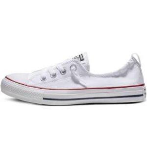 Converse white  Seaside Slip Ons 8.5